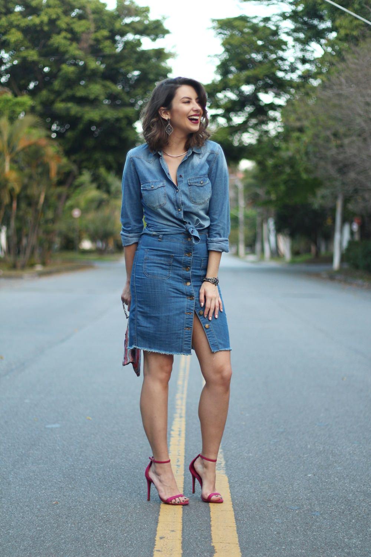 All Jeans com a linda Van Duarte, por Alexandra Evangelista
