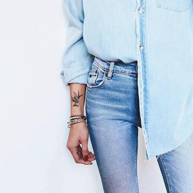 Look All Jeans por Alexandra Evangelista