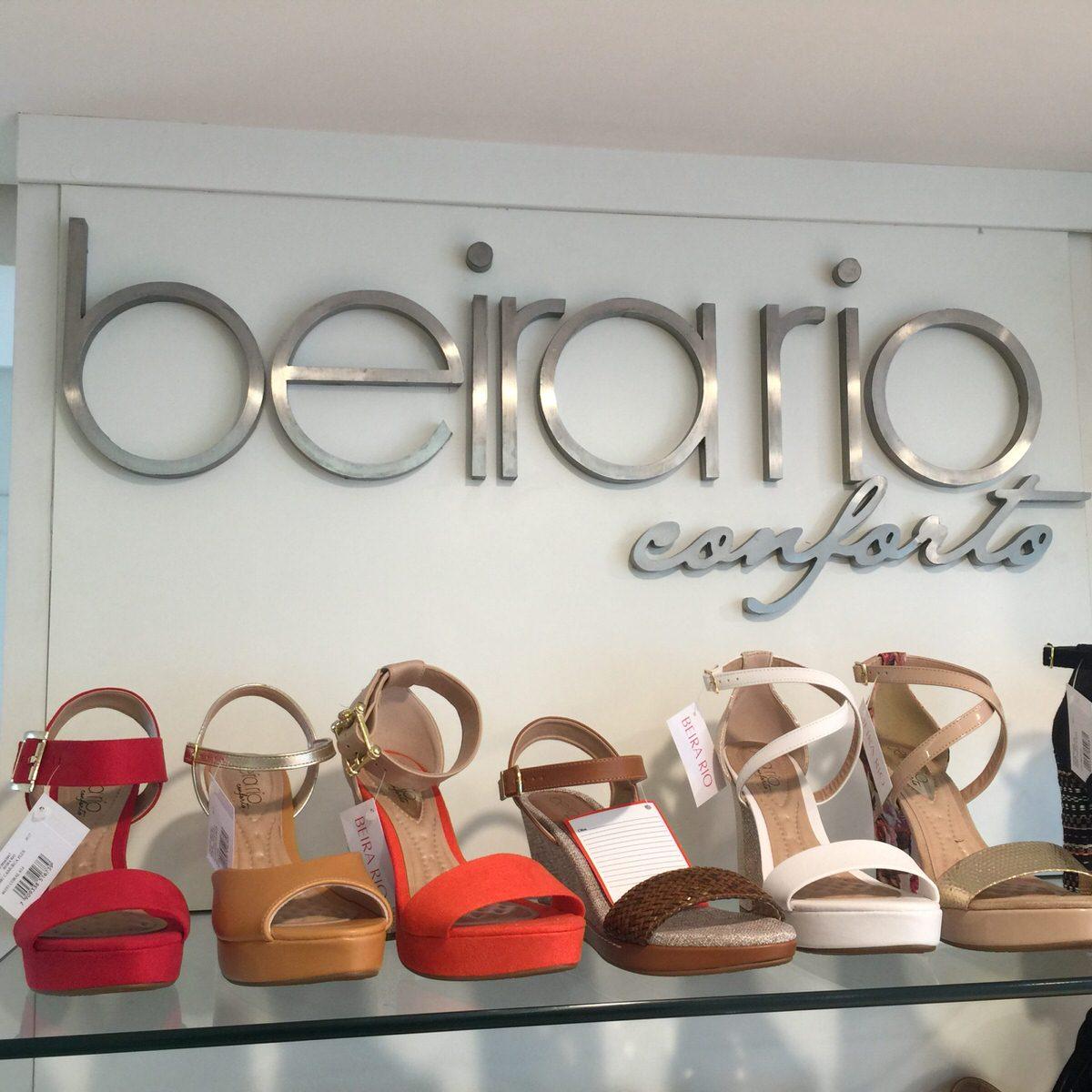 Calçados Beira Rio modelo Beira Rio Conforto