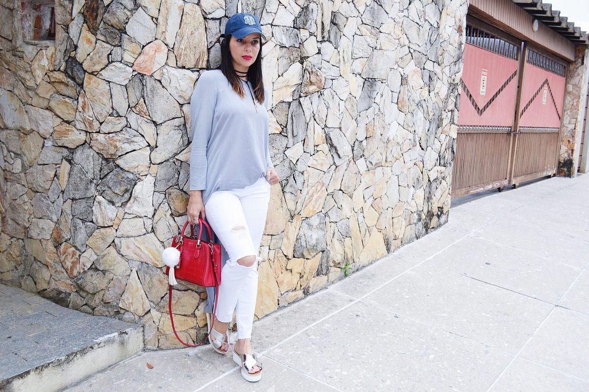 Dicas de como usar sandália flatform no verão 2017 por Alexandra Evangelista