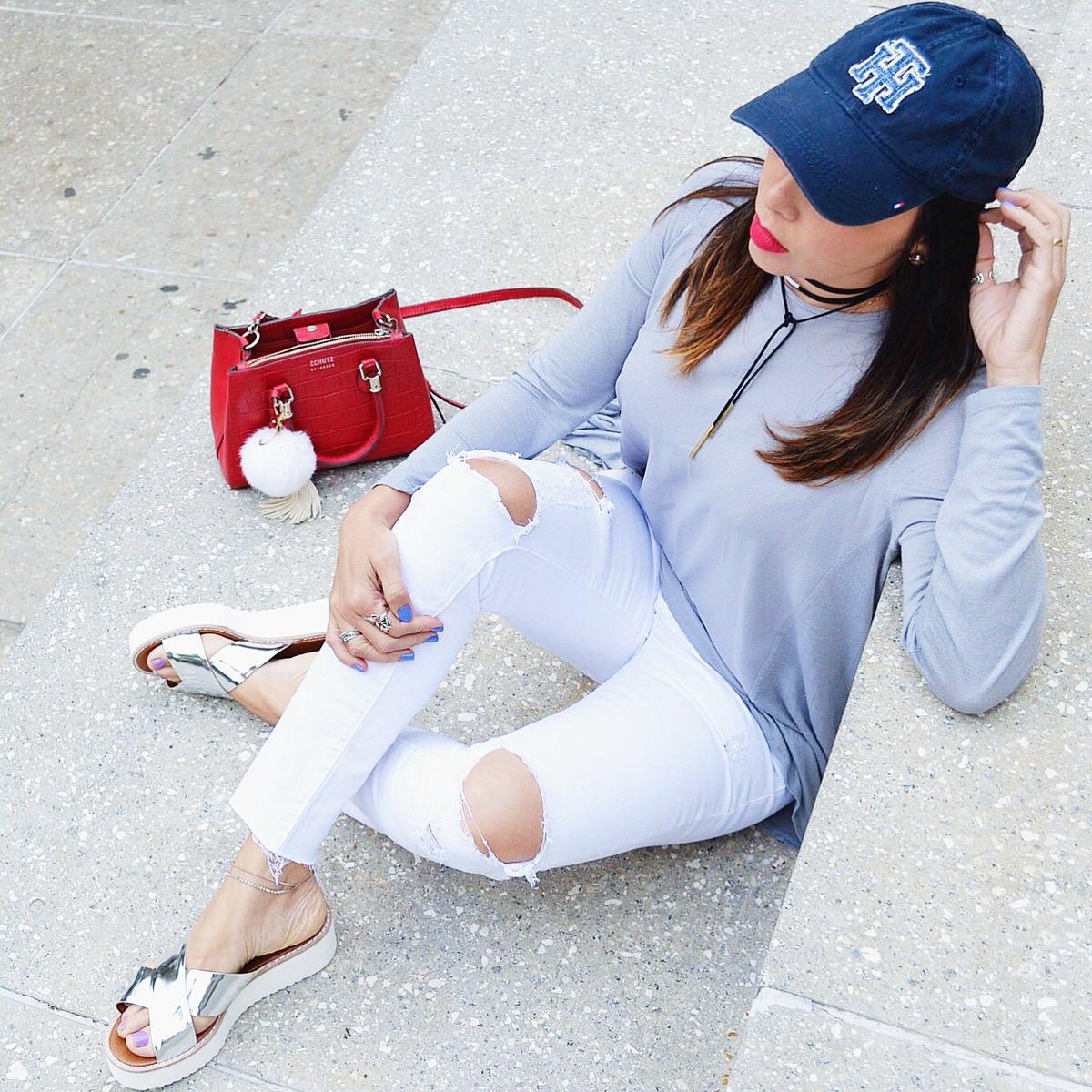 Looks com sandália flatform da marca Carrano Oficial