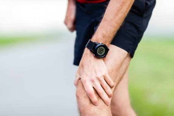 Na corrida as lesões são mais comuns por isso alongue-se