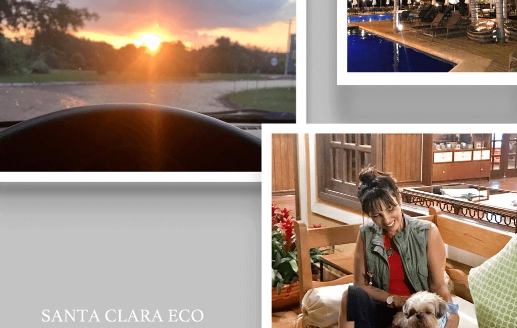 Santa Clara Eco Resort em Dourado